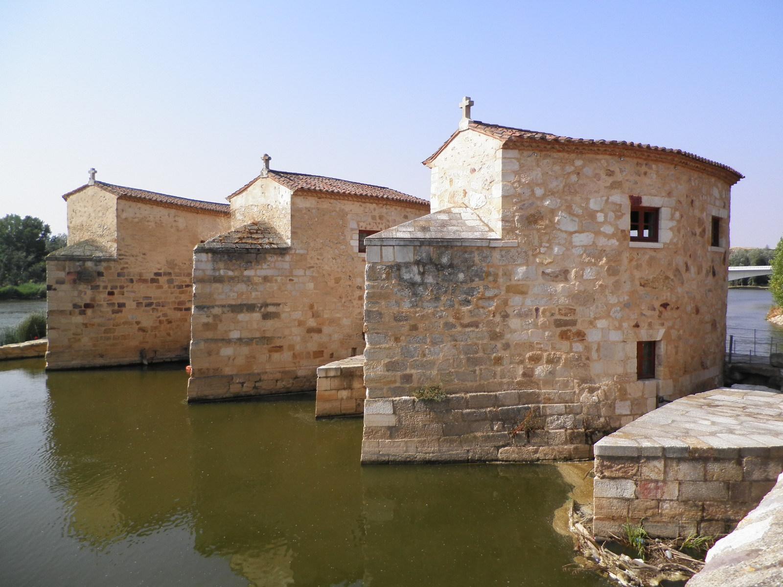 Resultado de imagen de Las aceñas de Olivares