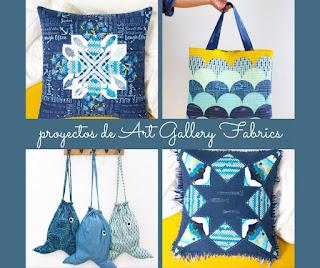 Proyectos de Art Gallery Fabrics