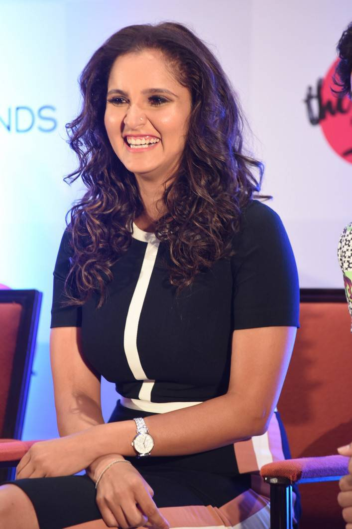 Sania Mirza At The Label Bazaar Launch Event Stills