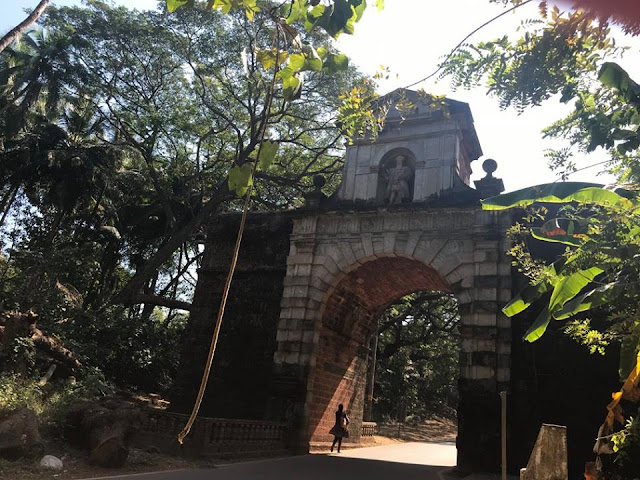 Image / Photo / Picture of Old Goa Viceroy's Arch