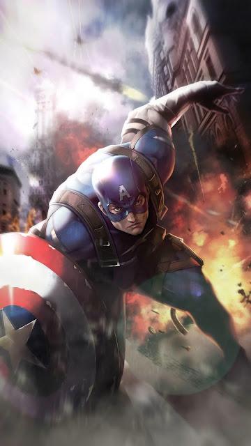 captain america winter soldier wallpaper