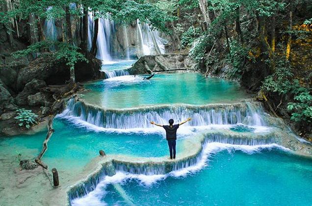 Queen Waterfall