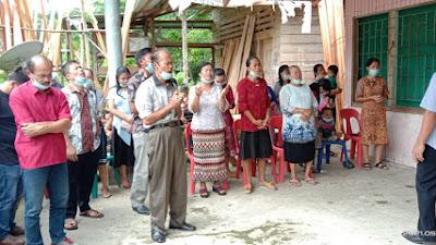 Rumah Ibadah di Tutup, Jemaat GKB Fulolo Lalai Minta  Majelis Sinode Bersikap Adil