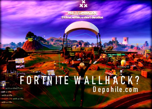 Fortnite Hile Snipermania Aimbot, Wallhack Bansız İndir 2020 Yeni