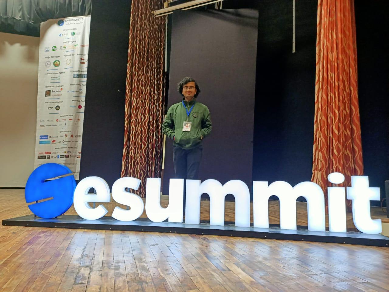 iit,roorkee, shiv sangal, investor, investment, supply chain, logistics, e-summit, 2020, abhishek prabhuda, hanson hu, venture capitalist,
