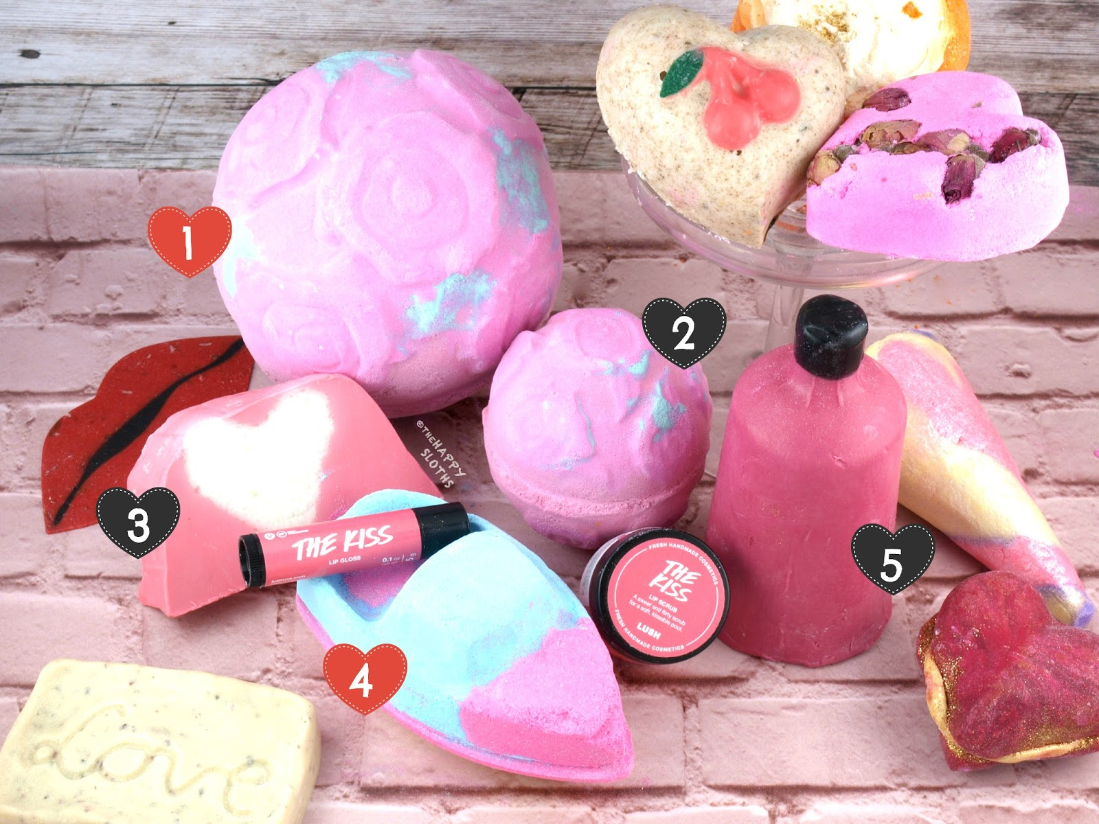 Lush Valentine's Day 2018 | Gift Guide