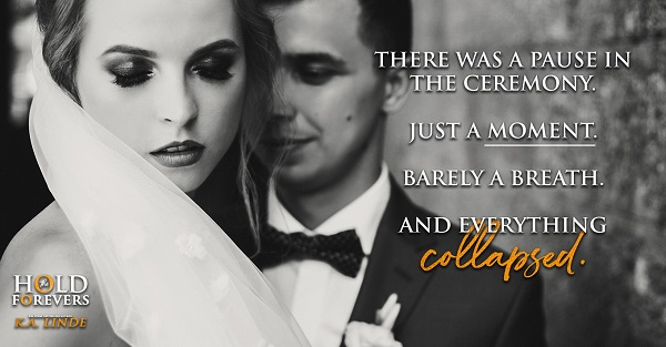 There was a pause in the ceremony. Just a moment. Barely a breath. And everything collapsed.