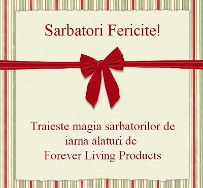 8 promotii Forever in Dec. 2012