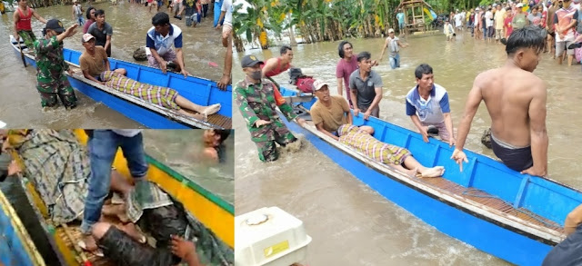 Perahu Dihantam Ombak Tinggi, 3 Orang Tewas Tenggelam, 5 Selamat