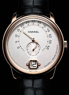 Montre Monsieur de Chanel