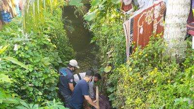 Pergi Ambil Wudhu, Lansia Asal Sikur Ditemukan Mengambang di Sungai
