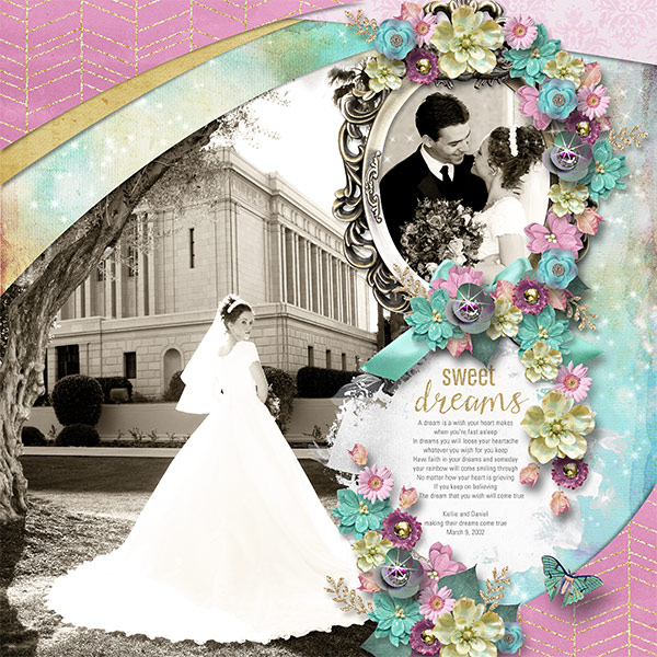 Dreams and Fairytales templates