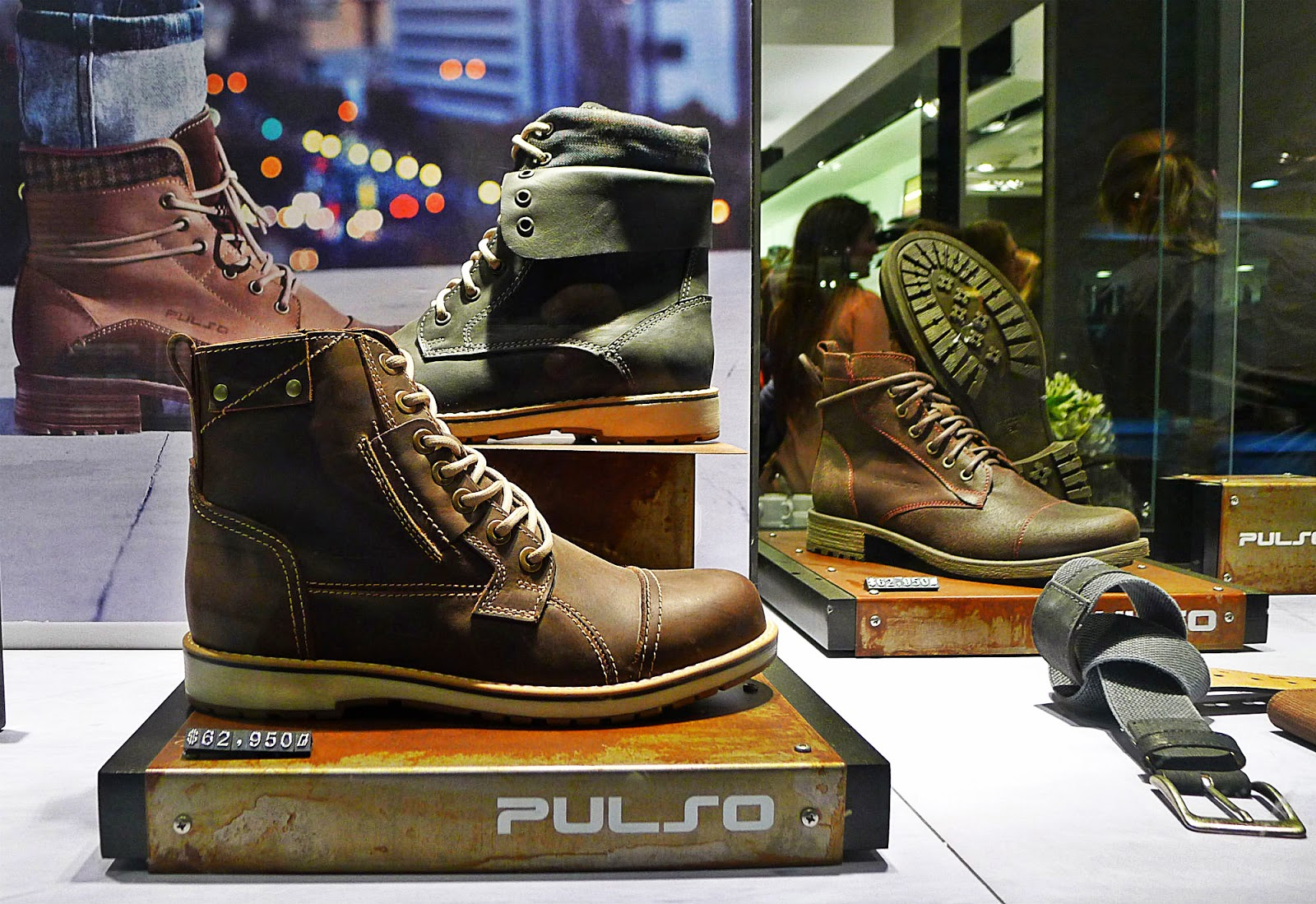 a872e6883deda botas de hombre guante