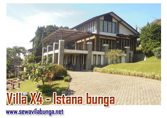 Sewa villa murah 1,5 juta permalam di lembang