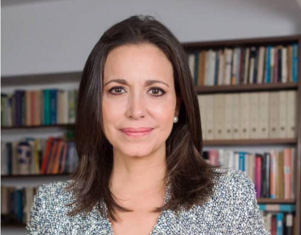 VENEZUELA: María Corina opinó acerca de la suspensión del diálogo entre Guaidó y el régimen de Maduro.