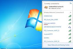 Cara Mempercepat Koneksi WiFi pada Windows 7