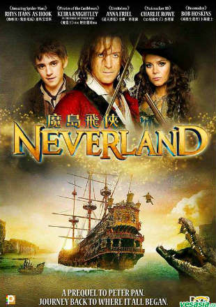Neverland 2011 Part 2 BRRip 280Mb Hindi Dual Audio 480p ESub Watch Online Full Movie Download bolly4u