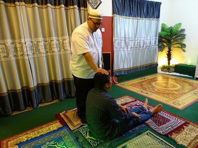 Terapi Ruqyah Syariah, Pusat Rawatan Al-Qayyum,