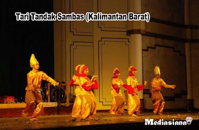 Tari Tandak Sambas (Kalimantan Barat)