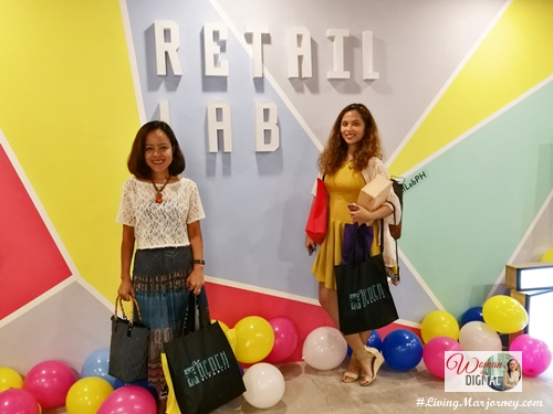 Pop up Retail Lab Glorietta