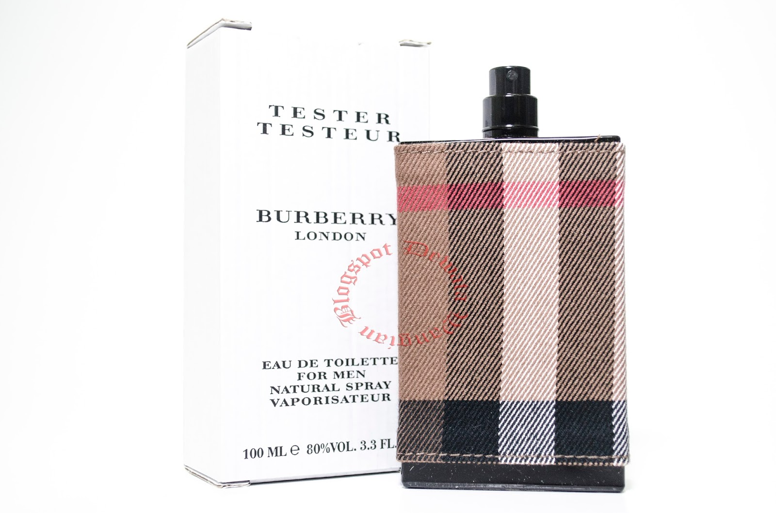 Burberry London for Men Tester Perfume