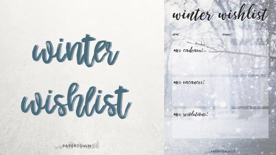 winter, wishlist, freebie, papertownch, noel, hiver, swissblogger, switzerland,