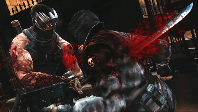 Ninja gaiden 3 Razor's Edge PC - Game chặt chém hay nhất 2