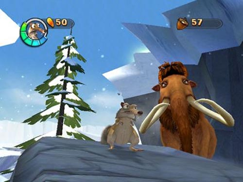 Download ice age village game.