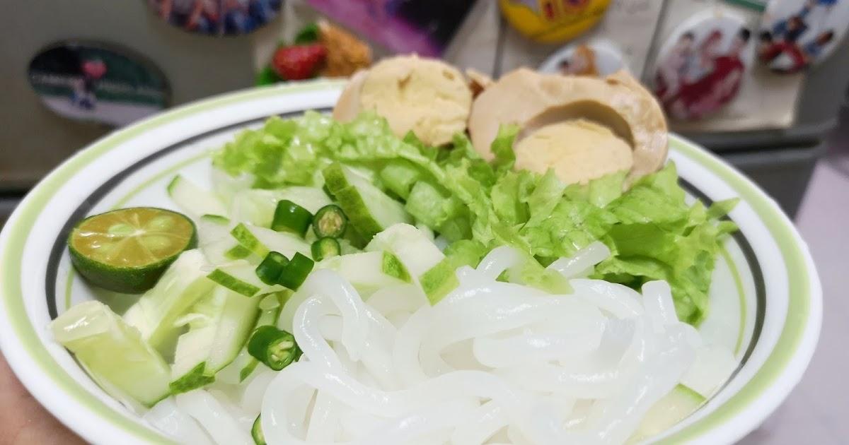 Resepi Mudah Masak Laksa Untuk 10 Orang Makan Azlinda Alin