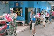 Penyaluran Sembako Bantuan Presiden Jokowi Terus Berlangsung di Tambora