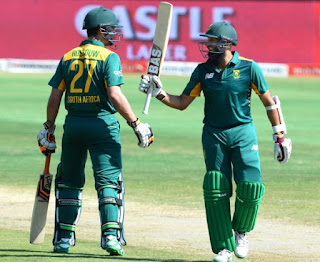 South Africa vs New Zealand 1st ODI 2015 Highlights