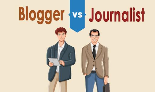 Blogger Juga Wartawan, Medianya Blog