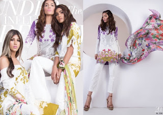 Inspiring Sana Safinaz Muzlin 2017 - 2018 - Vol 1
