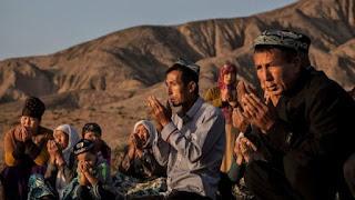 China Diam-diam Culik Intelektual Uighur dan Terancam Dieksekusi Mati