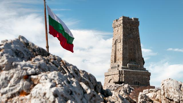 Monumento a la libertad, Shipka, Bulgaria