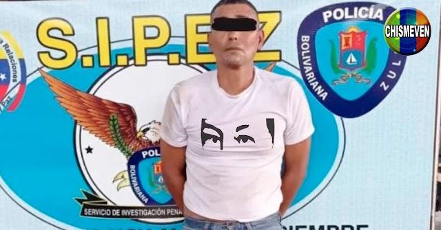 Chavista detenido por abusar de su nieta de 13 años en Maracaibo