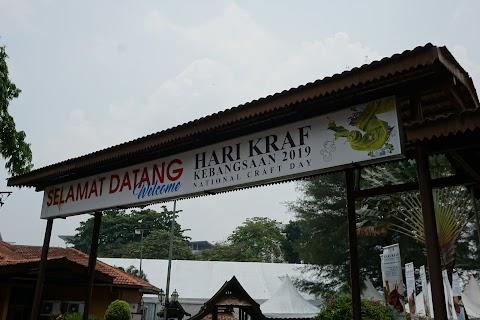 HARI KRAF KEBANGSAAN (HKK) 2019 ANJURAN KRAFTANGAN MALAYSIA PERKASA KOMUNITI KRAF, MEMBUDAYA RAKYAT DENGAN SENI KRAF