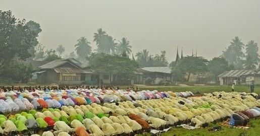 Tata Cara Sholat Istisqa (Minta Hujan) - Akhmad Ali Khasanudin
