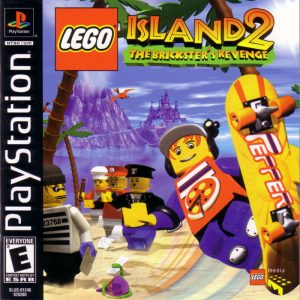 Baixar Lego Island 2: The Brickster's Revenge (2001) PS1