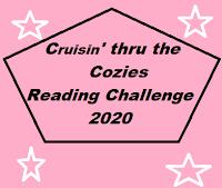 Cruisin' thru the Cozies Reading Challenge