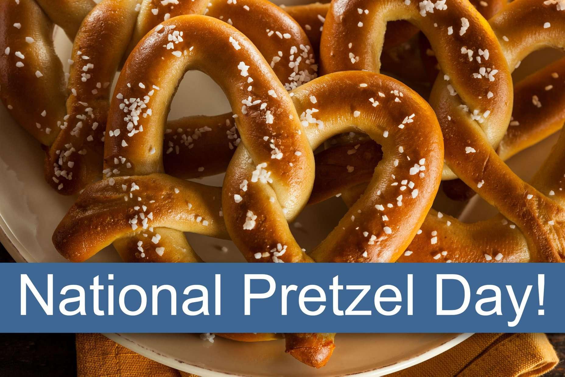 National Pretzel Day Wishes Pics