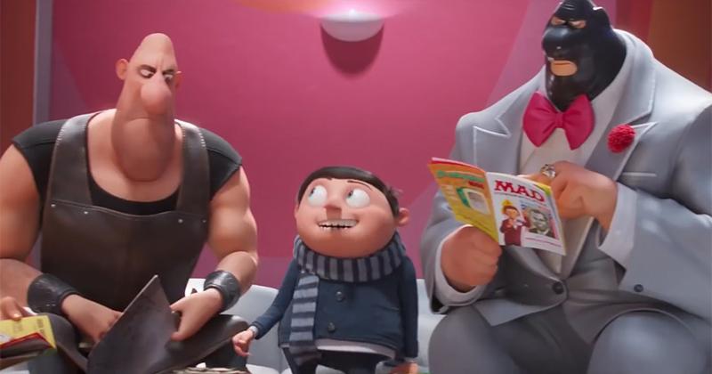 Gru - Minions 2 - Trailer