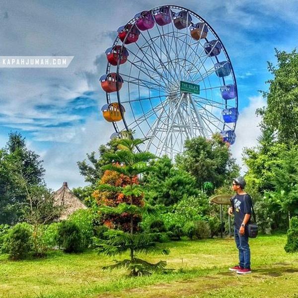 The Sila's Agrotourism, Taman Rekreasi di Bedugul Bali