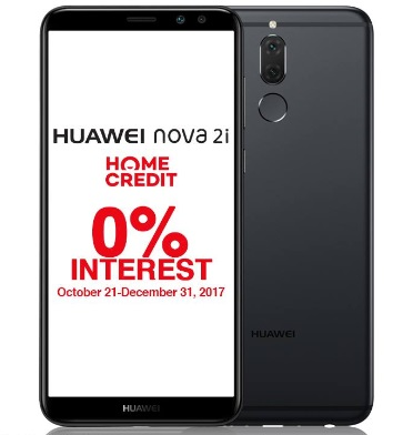 Huawei Nova 2i Through Home Credit