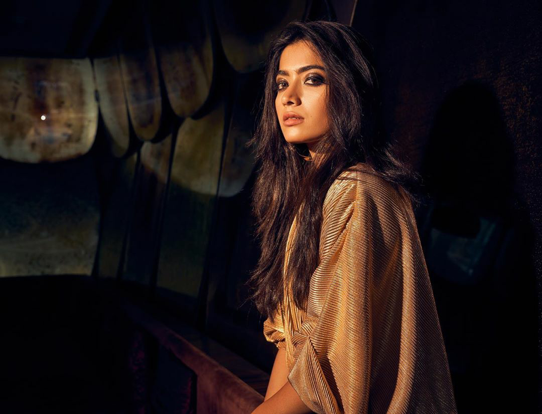 Rashmika Mandanna JFW Photoshoot Images