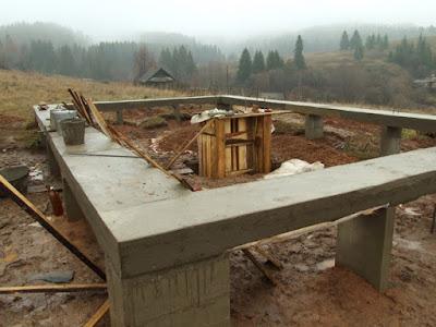 Как утеплить фундамент деревянного дома своими руками фото 767