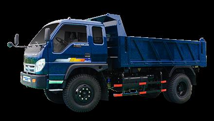 Xe tải ben Thaco FD9000 tải trọng 8.7 tấn tại Hải Phòng
