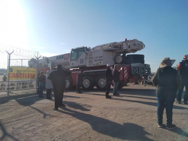 Desmantelan empresa cervecera cancelada por López Obrador