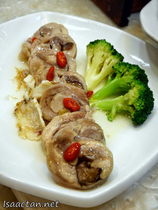 #11 Emperor Chicken Marinated in Wine - RM16.90