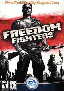 Freedom Fighters PC Game Full Version Download